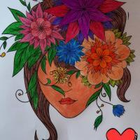 Disegno -  Monica C.