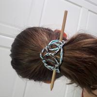 Fermaglio per capelli -Anna L.