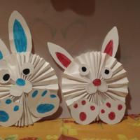 Coniglietti di carta - Giuseppina A. e famiglia