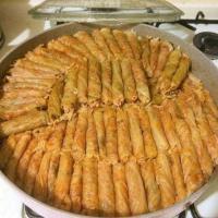 Piatto arabo- Nada M.