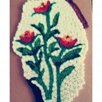 Stralcio di mosaico di carta - Luisa C.