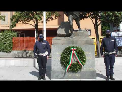 25 aprile 2020, Festa della Liberazione a San Giuliano